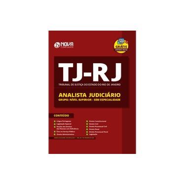Imagem de Apostila TJ-RJ 2020 - Analista - Sem Especialidade