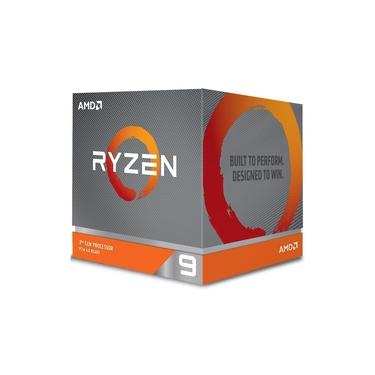 Processador AMD Ryzen 9 3900X 64MB AM4 3.8GHz (4.6GHz Max Turbo) 100-100000023BOX