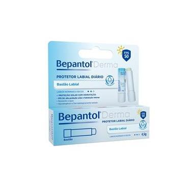 Imagem de Protetor Labial Bepantol Derma FPS 50 4,5g