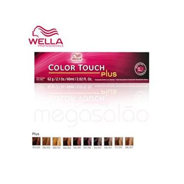Tonalizante Wella Color Touch Plus