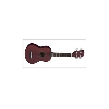 Ukulele Vogga Vuk303 Bc Acust Soprano Brown Coffee Fosco