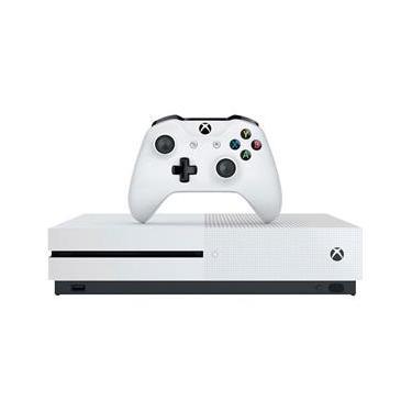 Console Microsoft Xbox One S 1TB Anthem 4K 1 Controle + Xbox Live e Game Pass