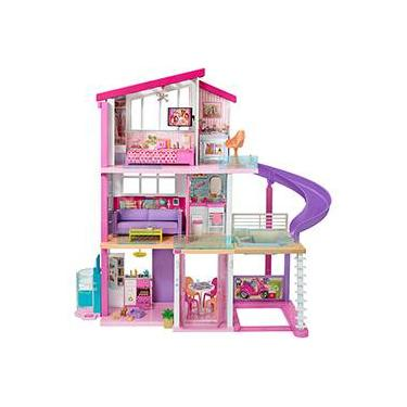 Imagem de Casa dos Sonhos Barbie FHY73 - Mattel