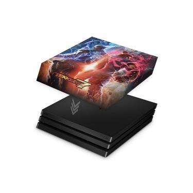 Capa Anti Poeira para PS4 Pro - Tekken 7
