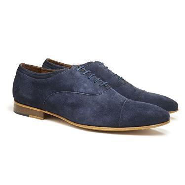 62510482c7 Sapato Masculino Azul: Encontre Promoções e o Menor Preço No Zoom