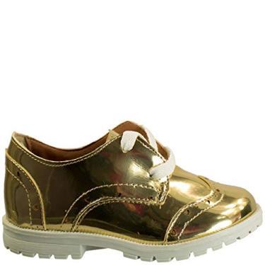 Oxford Infantil Menina Ortopé Spechio Baby Boot