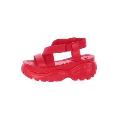 Imagem de Sandália Chunky Damannu Shoes Gavassi Vermelho  feminino