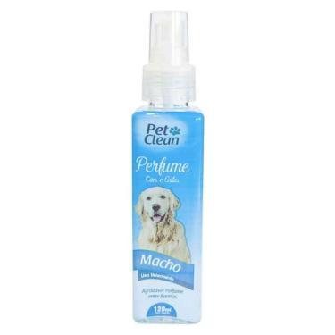 Perfume Pet Clean Ele - 120 mL