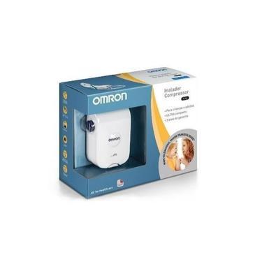 Imagem de Inalador Nebulizador Compressor Portátil Omron Ne-c803 Elite - Omron