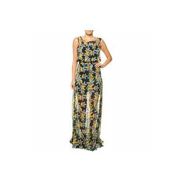 Vestido Triya Longo