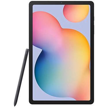 Imagem de Samsung Galaxy Tab S6 Lite 10,4' 'Touchscreen (2000x1200) WiFi Tablet, Octa Núcleo Exynos 9610 processador, 4GB de RAM, 64GB de memória, 5MP frontal e câmera traseira de 8 MP, Bluetooth, Android 10 w / S Pen & Tampa