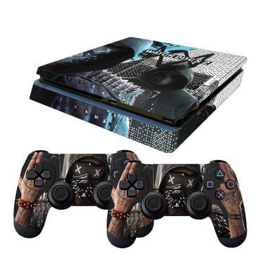 Skin PS4 Slim Watch Dogs 2 A