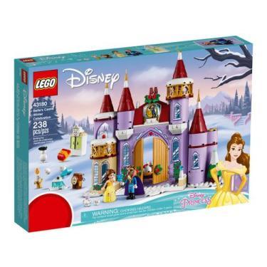 Imagem de Lego Disney Princess Celebração Inverno Castelo - Bela 238 Peças 43180