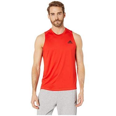 adidas Men's Freelift Sleeveless T-Shirt