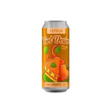 Cerveja Locomotive Tart Desire Pessego 473ml