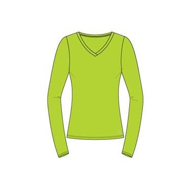 Camiseta Feminina Térmica Proteção Uv Repelente Roupa Academia Lupo 77028