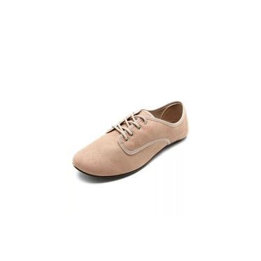Sapato Oxford Feminino Moleca - 5642.106
