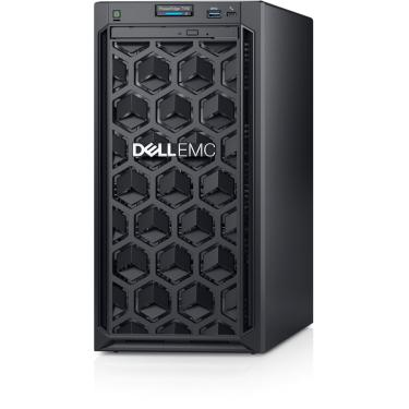 "Servidor PowerEdge T140 poweredge-t140 poweredge-t140 Intel® Pentium Gold G5420 3.8GHz, 4M cache, 2C/4T, no turbo (58W) 8GB UDIMM DDR4 de 2666 MT/s 1TB SATA cabeado, 6 Gbps, 7200 RPM e 3,5"""