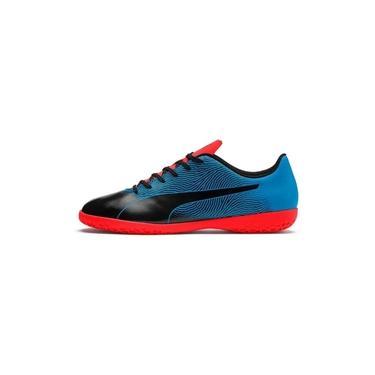 Imagem de Chuteira Futsal Puma Spirit Ii It Azul Masculina