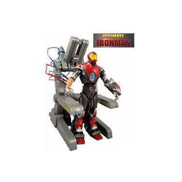 Imagem de Ultimate Iron Man - Homem De Ferro Marvel Select