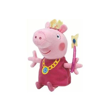 Imagem de Pelucia 15cm - Peppa - Peppa Pig Fada Ty - Dtc