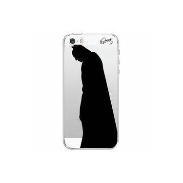 Capa Personalizada para Apple iPhone 5s - BATMAN SOMBRA - Quark