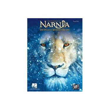 Chronicles Of Narnia The Voyage Of The Dawn Treader Piano Solo Bk