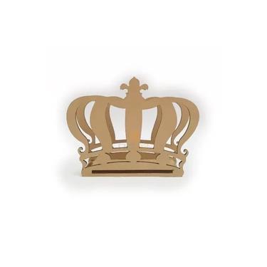 Imagem de Porta Guardanapos de Coroa 5 peças - PG130
