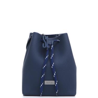 Bolsa Santa Lolla Fosca Azul-Marinho Santa Lolla 0452.260F.0016.027C feminino