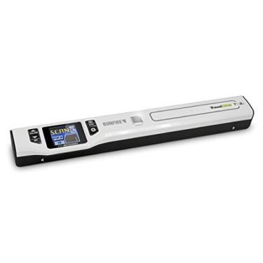 Scanner Portátil De Mão Sunfire Ts2l 1050 Dpi C/Ocr