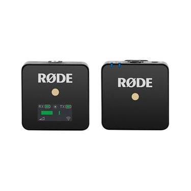 RODE Wireless Microfone System-WIRELESS GO