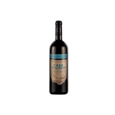Vinho Casa Do Salgueiro Touriga Nacional 750Ml Português