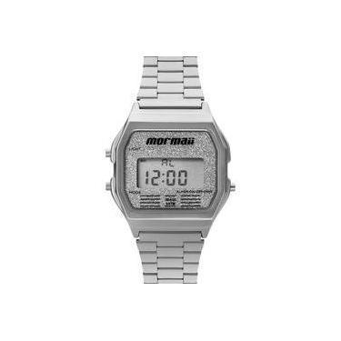 Relógio de Pulso Feminino Mormaii Digital   Joalheria   Comparar ... 89eee312a2