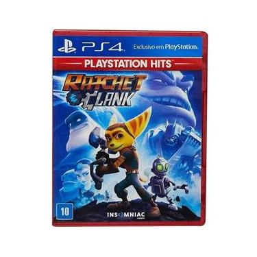 Ratchet E Clank Hits Ps4