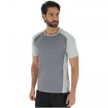 Camiseta Oxer Mix Melange - Masculina Oxer Masculino
