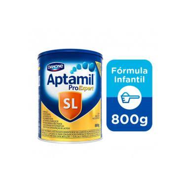 Imagem de Aptamil Sem Lactose Pro Expert Fórmula Infantil Lata 800g