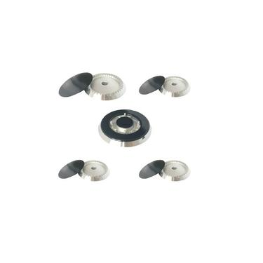 Imagem de Kit 5 Bocas Completo Tripla Chamas Fogão Electrolux