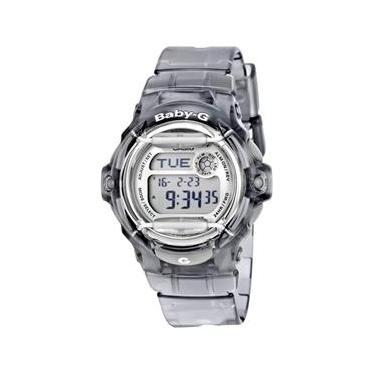 b4fecde8b27 Relogio Casio G-shock Baby G Digital Dial Transparente Bg169R-8