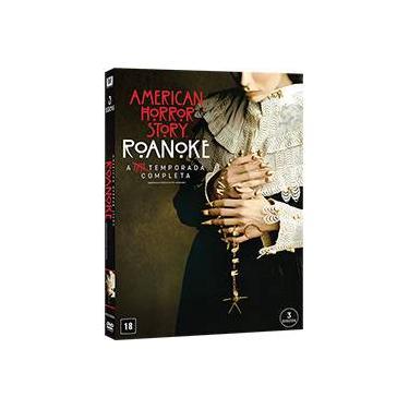 DVD - American Horror Story: Roanoke - 6º Temporada Completa (3 Discos)