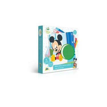 Imagem de Quebra-cabeça 8 Peças Grandes Disney Baby Brincando Com As Formas 2529 Jak