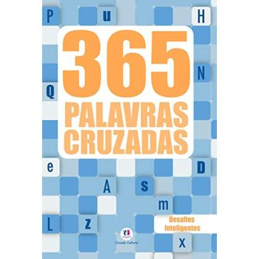 365 Palavras Cruzadas - Vol. 1 - Cultural, Ciranda - 9788538069461