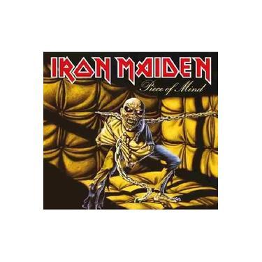 Cd Iron Maiden - Piece Of Mind (1983) - Remastered