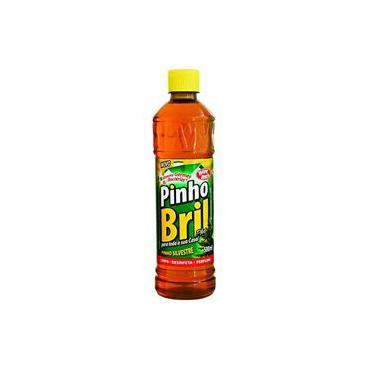 12 Unidades - Desinfetante Pinho Bril 500ml Pinho Silvestre