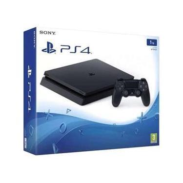 Console Sony Playstation 4 1TB Japonês - Preto (CUH-2218B)