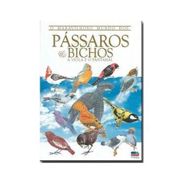 Imagem de Dvd Passaros e Bichos a Viola e o Pantanal - Diversos Nacionais