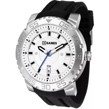 90006773222 Relógio Masculino X-games Xmsp1010 B2px Prata