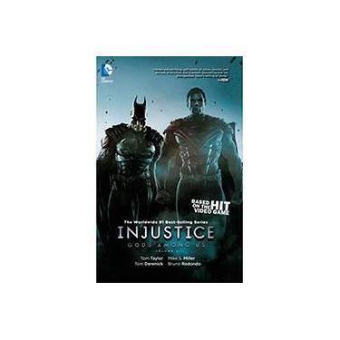 Injustice: Gods Among Us, Volume 2 - Capa Dura - 9781401246013