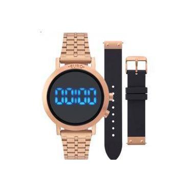 d48a3325276 Relógio Feminino Euro Fashion Fit Eubj3407ac t4p - Rosê