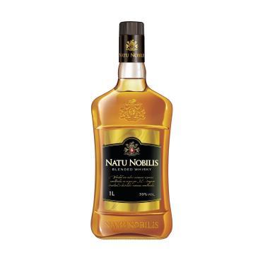 Natu Nobilis Whisky Nacional - 1L
