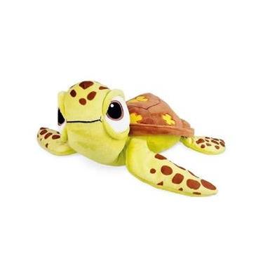 Imagem de Pelúcia Disney Esguicho Squirt Tartaruga Marinha Procurando O Nemo Fun
